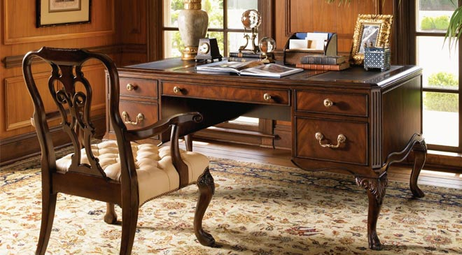 antique office furniture