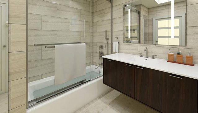 bathroom design by Kohler