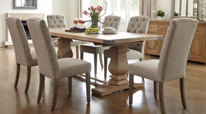 buying dining suites