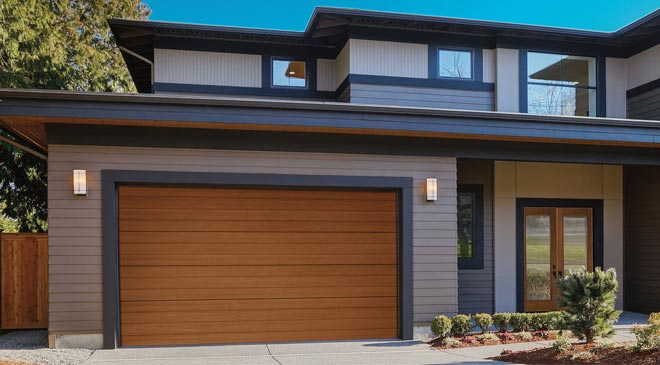 garage doors by Bauer