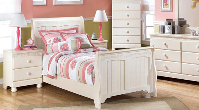 kids twin sleigh beds
