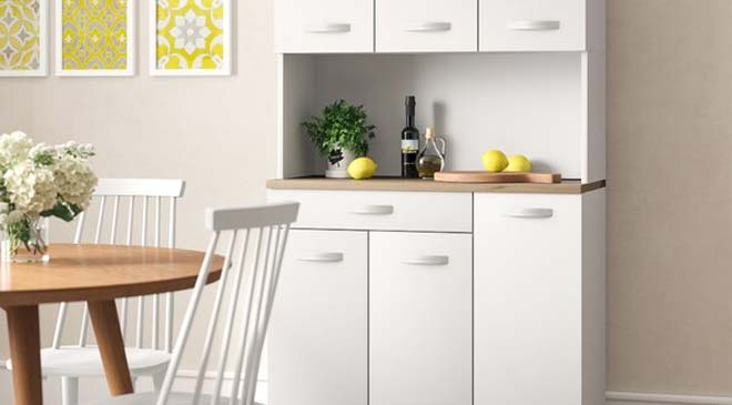 Freestanding Kitchen Cabinets